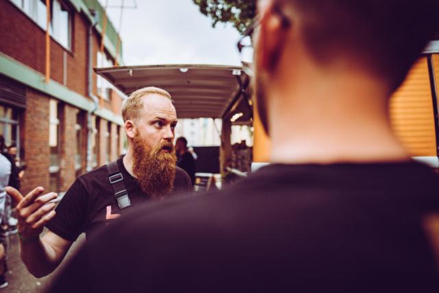 Tobias 'Toxik' Kargoll (CEO ManeraMedia/Hiphop.de Herausgeber/Co-Owner beatcon)