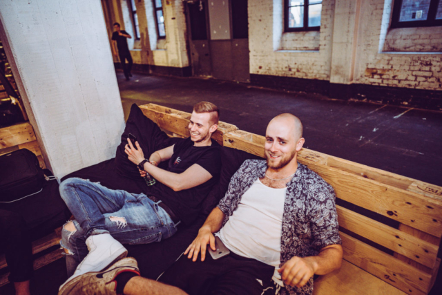 Jonas Lindemann und Clark Senger (Hiphop.de/ManeraMedia)