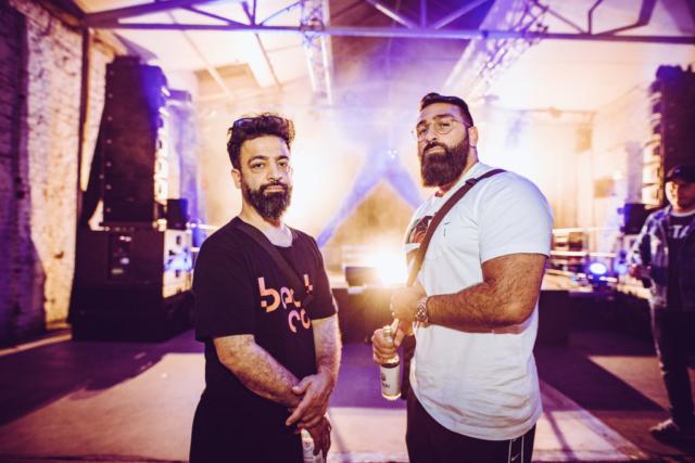 Rooz und Sinan-G